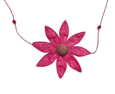 Papatya Çiçeği 5 Li Fuşya