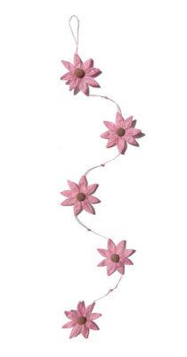 Papatya Çiçeği 5 Li Pembe