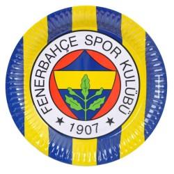 - Fenerbahçe Tabak (23 cm) 8'li Paket