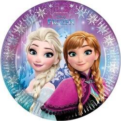 - Frozen Northern Lights Tabak (23 cm) 8'li Paket