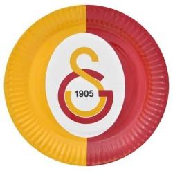 - Galatasaray Tabak (23 cm) 8'li Paket