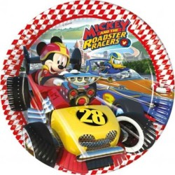 - Mickey Roadster Tabak (23cm) 8'li Paket