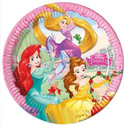 - Prenses Dreaming Tabak (23 cm) 8'li Paket