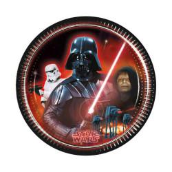 - Star Wars Heroes Tabak (23 cm) 8'li Paket