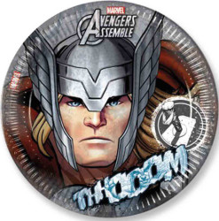 - Thor Tabak (23 cm) 8'li Paket