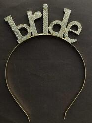 - Taç Brıde To Be Metal Brıde Altın Pk:1 Kl:50