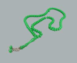 - Tesbih 99 Luk Yeşil