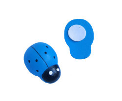 Uğur Böceği Mavi 100 lü paket - Thumbnail