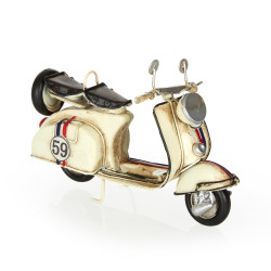 - Vespa Metal Scooter