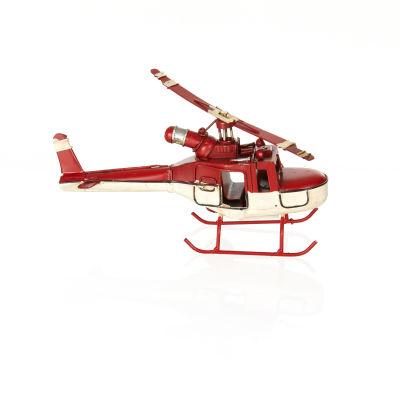 Vintage Metal Helikopter
