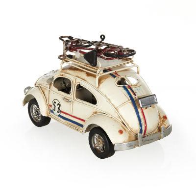 Volkswagen Beetle Classic Çerçeveli Metal Araba