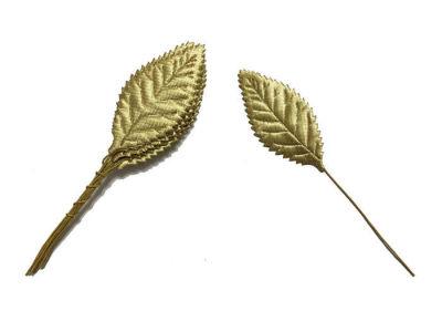 Yaprak Dalı Altın