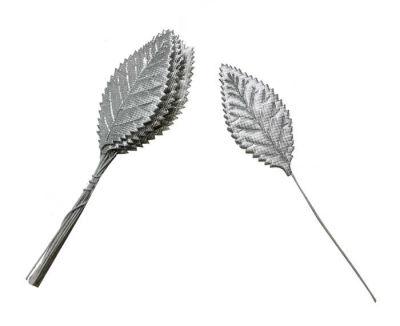 Yaprak Dalı Gümüş