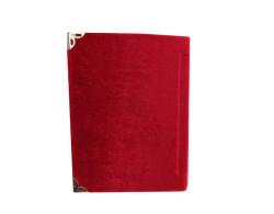 - Yasin Kitap Orta Boy Hediyesi Kırmızı 10x14cm