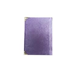 - Yasin Kitap Orta Boy Hediyesi Lila 10x14cm
