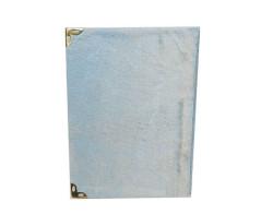 - Yasin Kitap Orta Boy Hediyesi Mavi 10x14cm