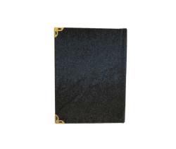 - Yasin Kitap Orta Boy Hediyesi Siyah 10x14cm