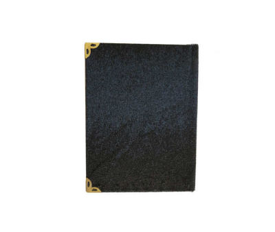 Yasin Kitap Orta Boy Hediyesi Siyah 10x14cm