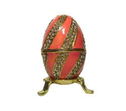 Yumurta Metal Kutu - Thumbnail