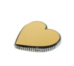 - Kalpli Taşlı Yüzük Yükseltici Altın